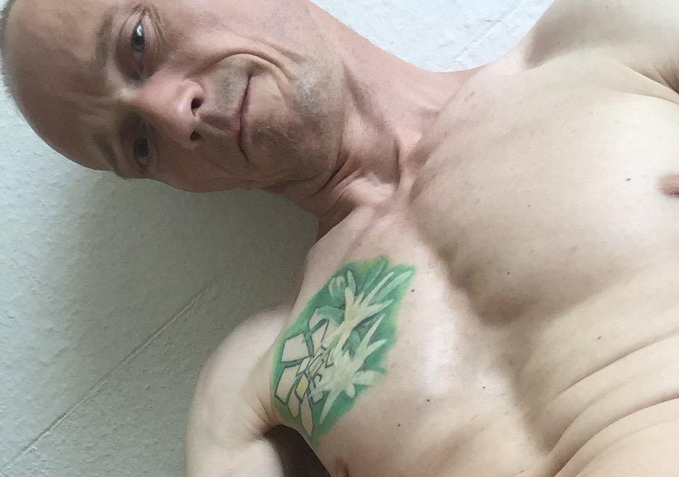 Man off S aus Thüringen,Deutschland